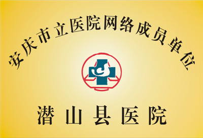安庆市立医院网络成员单位