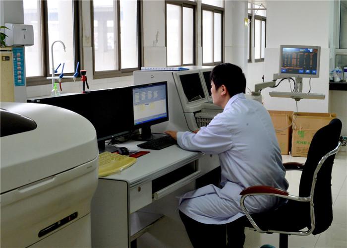 日立7060生化分析仪和强生350干生化分析仪